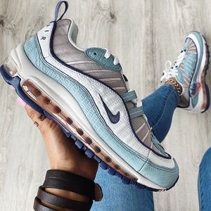 Nike Air max 98 premium women's size 8